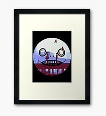 Nier Automata 2B and 9S Emil Face Framed Print