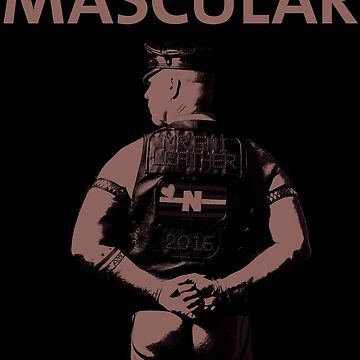 Mr. GNI Leather 2016 | Daddy's Back by MASCULAR