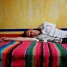 Sleeping stranger by Natasha Dirty Boots