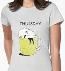 Thursday Lazy Beer T-Shirt
