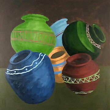 Traditional Pots by Rampatil