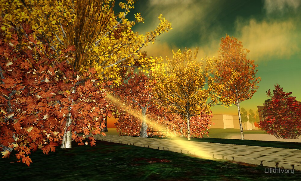 Autumn Impression No1 by LilithIvory