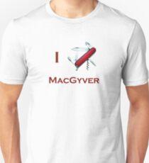 Macgyver 1 T-Shirt