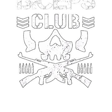 Bicep Club- WWE by mowlasdesigns