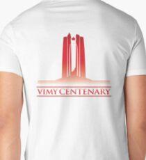 Vimy Centenary Flag Transition T-Shirt