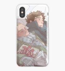But it's Christmas iPhone Case