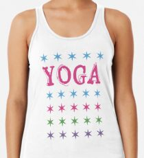 YOGA - GYM Racerback Tank Top