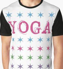 YOGA - GYM Graphic T-Shirt