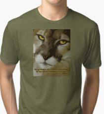 Humane Tri-blend T-Shirt