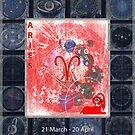 ARTFUL ASTROLOGY - ARIES  by FRANKEY CRAIG