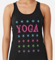 YOGA - GYM - SPORT Racerback Tank Top