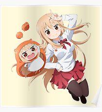 Umaru-chan Poster