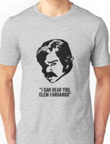 Toast of London 'I can hear you Clem Fandango' Unisex T-Shirt