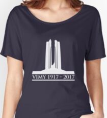 Vimy Memorial 100 Women's Relaxed Fit T-Shirt