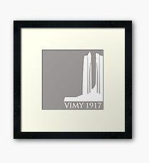 Vimy Memorial 100 Framed Print