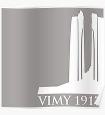 Vimy Memorial 100 Poster