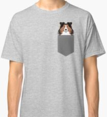 Jordan - Shetland Sheep Dog gifts for sheltie owners and dog people gift ideas perfect dog gifts Classic T-Shirt