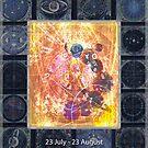 ARTFUL ASTROLOGY - LEO  by FRANKEY CRAIG