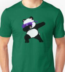 Dabbing Panda Unisex T-Shirt