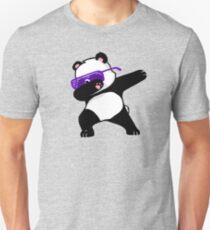 Camiseta ajustada Dabbing Panda