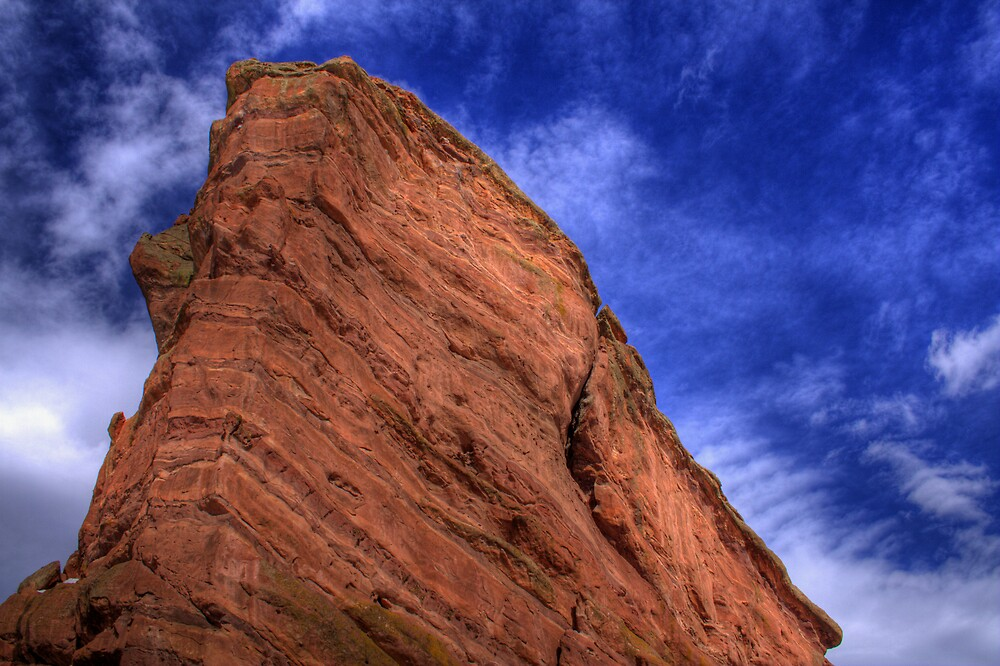 Red Rocks Sky by Scott Ingram