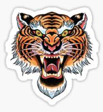 Royal Bengal Tiger sticker Sticker