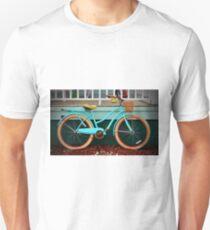 Beach Cruiser Bike Unisex T-Shirt