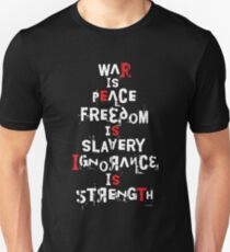 Resist - War is Peace... T-Shirt