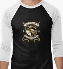 Marchand Spear Fishing Company Men's Baseball ¾ T-Shirt