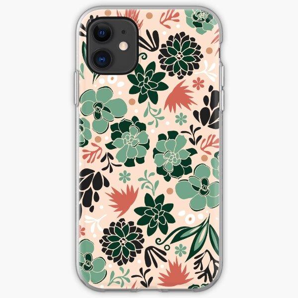 Succulent Forest iPhone 11 case