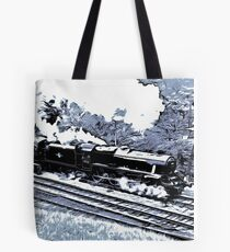 Scarborough Spa Express Graphic Novel Tote Bag