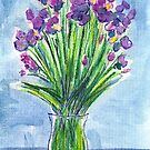 Bunch of Flowers by CarolineLembke