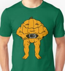 Swudge the Pumpkin Man Unisex T-Shirt