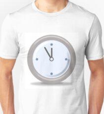 Clock Five Minutes Before Twelve Unisex T-Shirt