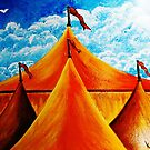 Big Top by WhiteDove Studio kj gordon