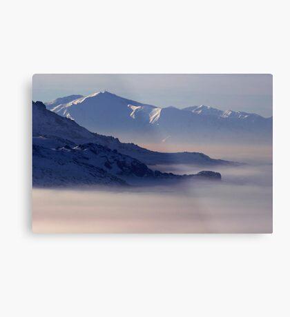 A Sea of Clouds Metal Print