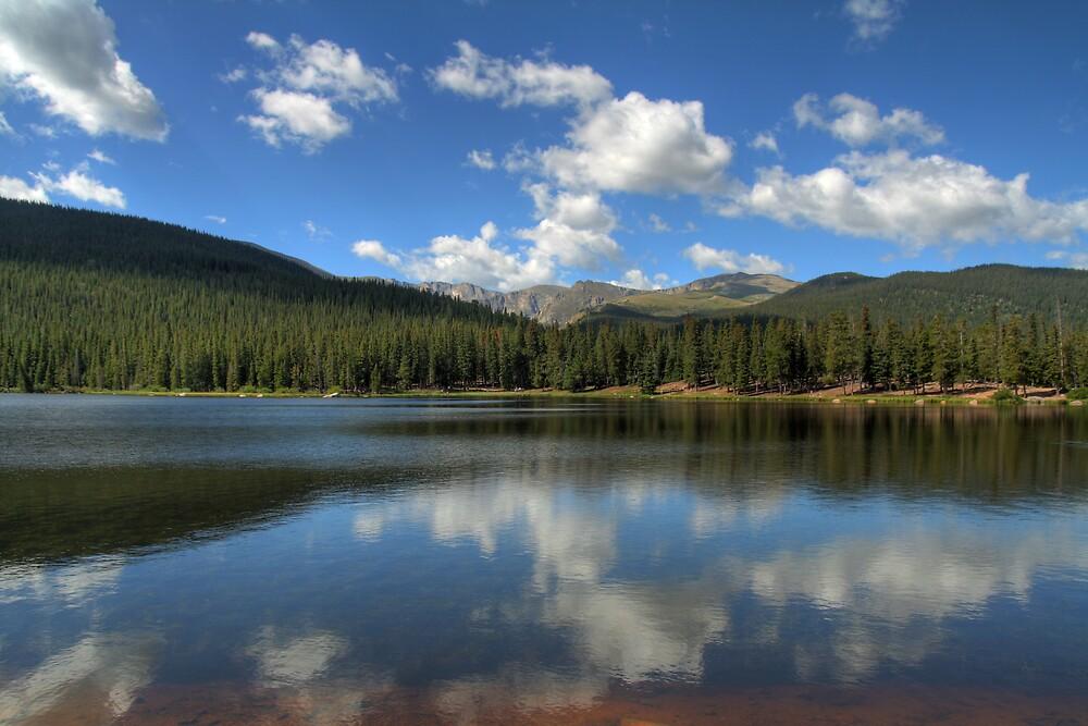 Echo Lake by Scott Ingram