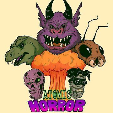 Atomic Horror! by MrBradd