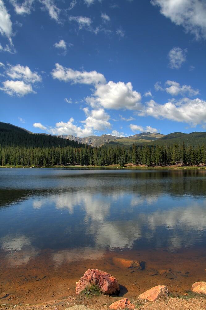 Echo Lake Portriat by Scott Ingram