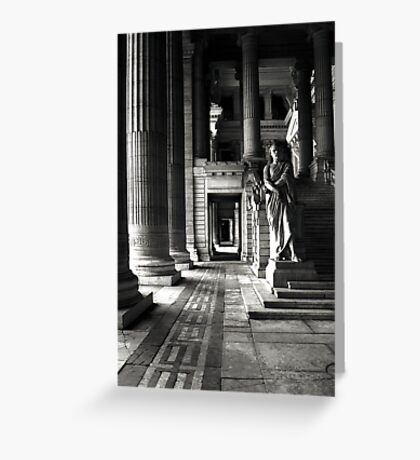 Justice for All ! Greeting Card