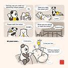 Reminder by Panda And Polar Bear