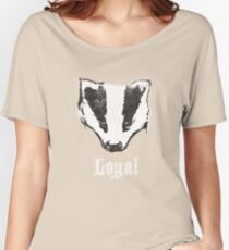 Loyal Women's Relaxed Fit T-Shirt