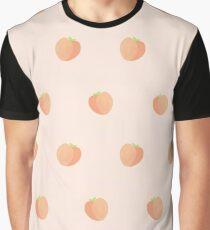 Peaches Graphic T-Shirt