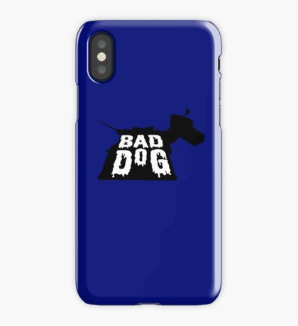 Bad Dog 2 iPhone Case/Skin