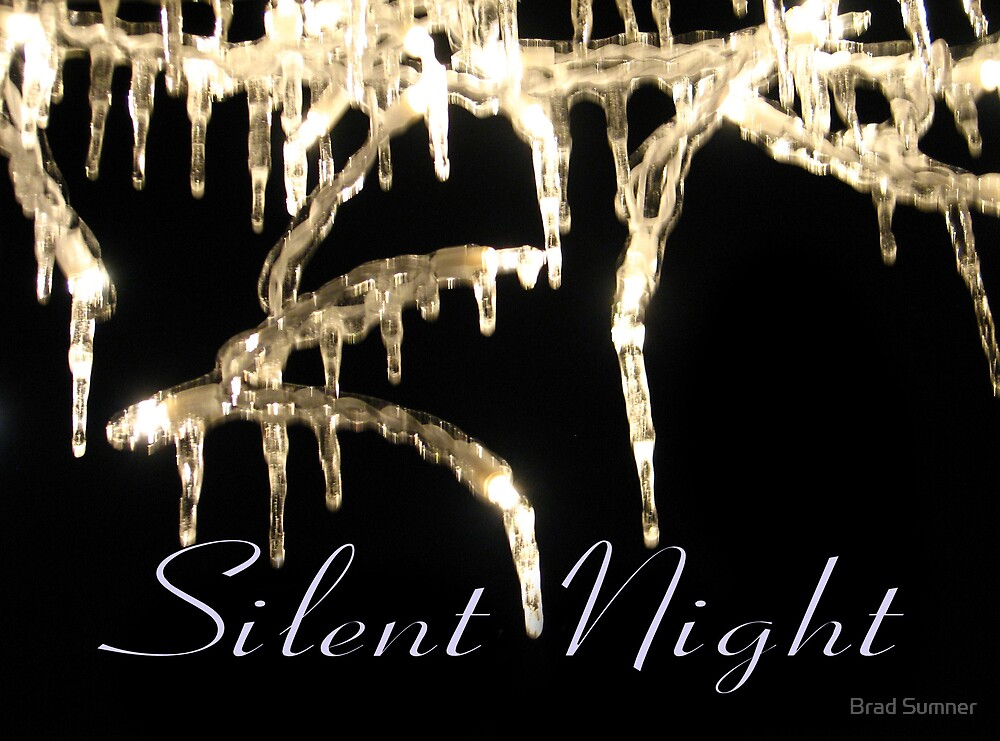 Silent Night by Brad Sumner