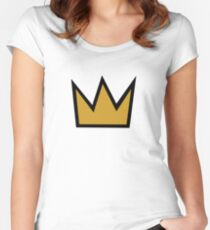 Jughead's Crown Women's Fitted Scoop T-Shirt