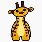 Fizz the Giraffe by Carbon-Fibre Media