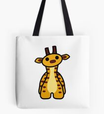Fizz the Giraffe Tote Bag
