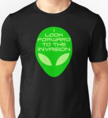 Aliens Are Coming Unisex T-Shirt
