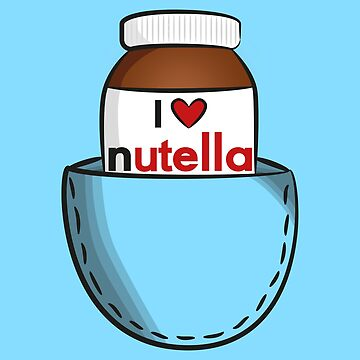 Pocket Nutella by Lauramazing